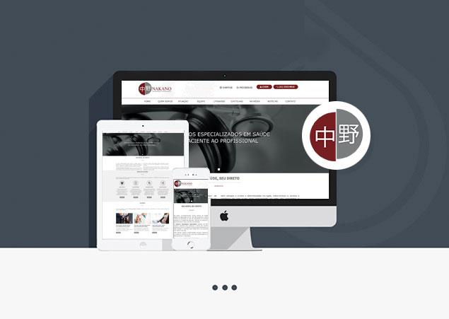 Nakano Advogados Associados renova seu logo e apresenta seu novo site