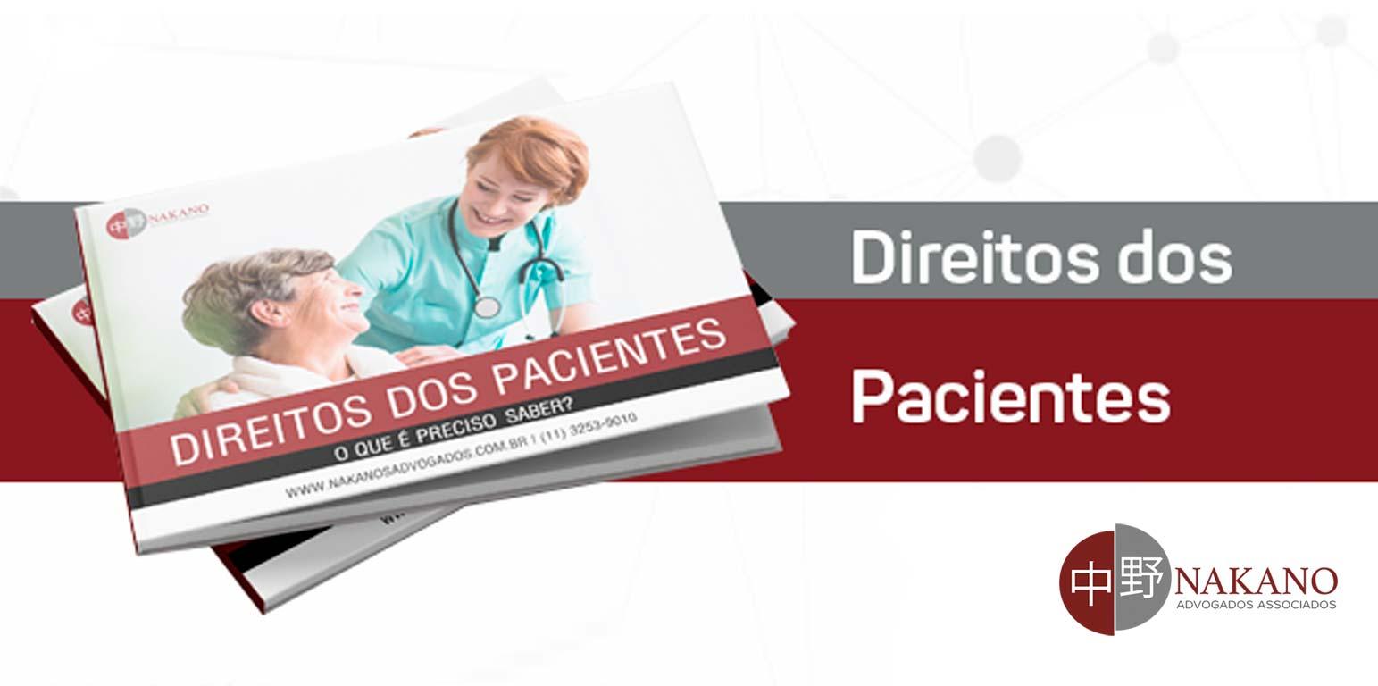 Cartilha Direitos dos Pacientes