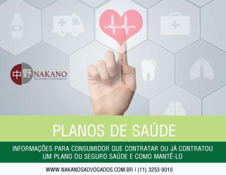 Cartilha Planos de Saúde