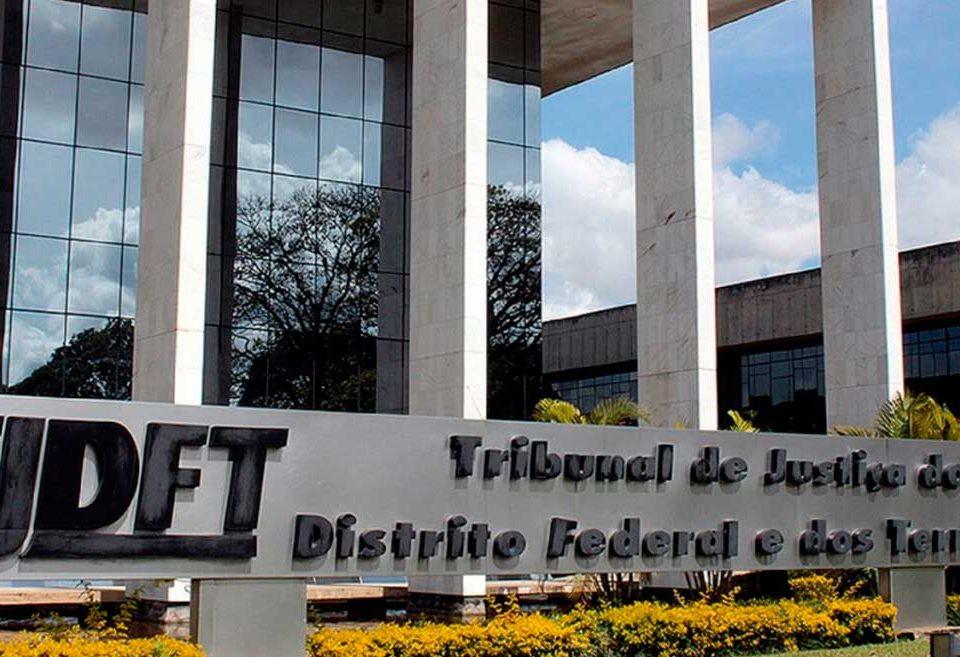 TJDFT - Tribunal de Justiça do Distrito Federal e dos Territórios