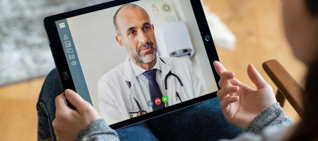 Teleatendimento por fisioterapeutas e terapeutas ocupacionais