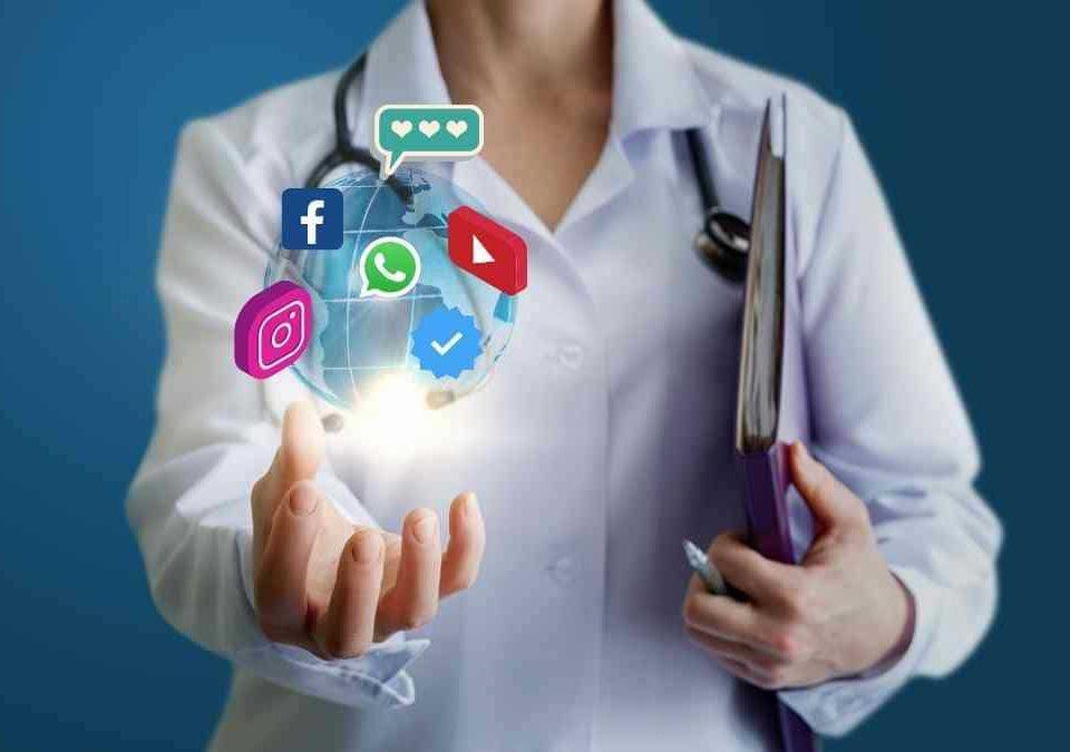 Cuidados que os profissionais da saúde devem ter ao usar as redes sociais