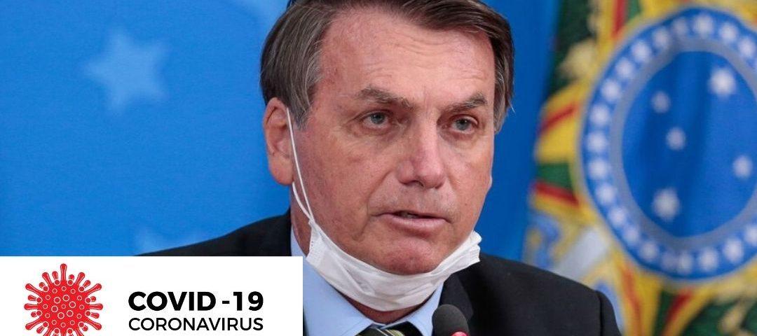 Bolsonaro veta prazo de 72 horas para Anvisa liberar produtos contra Covid-19