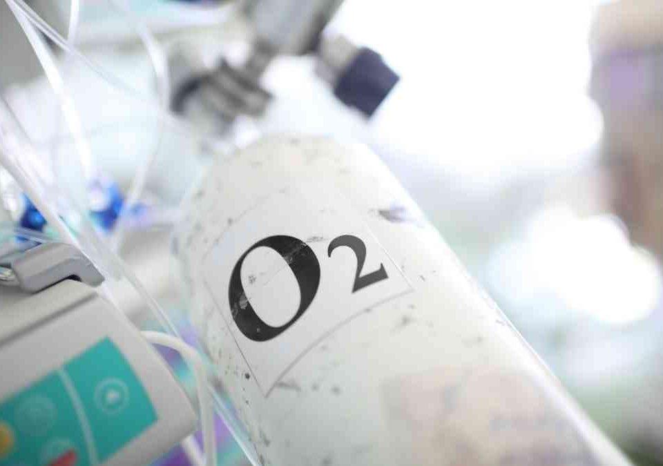 Anvisa autoriza fornecedores de oxigênio medicinal